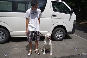 日本ドッグトレーナー協会_保護犬支援プロジェクト_保護犬レポート_エール7.26-2