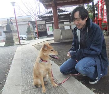 日本ドッグトレーナー協会_保護犬レポート_紅葉2012-0404-3