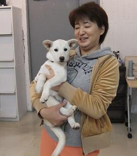 日本ドッグトレーナー協会_保護犬支援プロジェクト_保護犬_5つ子_20121024-1