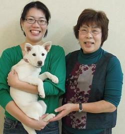 日本ドッグトレーナー協会_保護犬支援プロジェクト_保護犬_5つ子_20121113-4